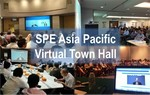 Technology bridges distance at the first SPE Asia Pacific Virtual Town Hall
