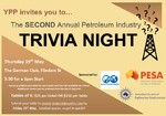YPP - Second Annual Petroleum Industry Trivia Night