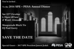 2016 SPE – PESA Annual Dinner